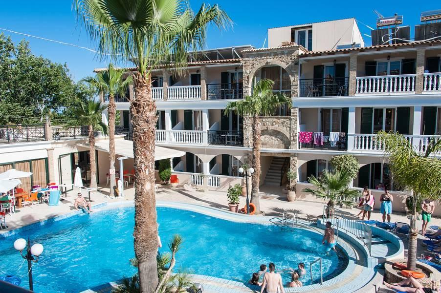 Holidays at Zante Plaza Aparthotel in Laganas, Zante