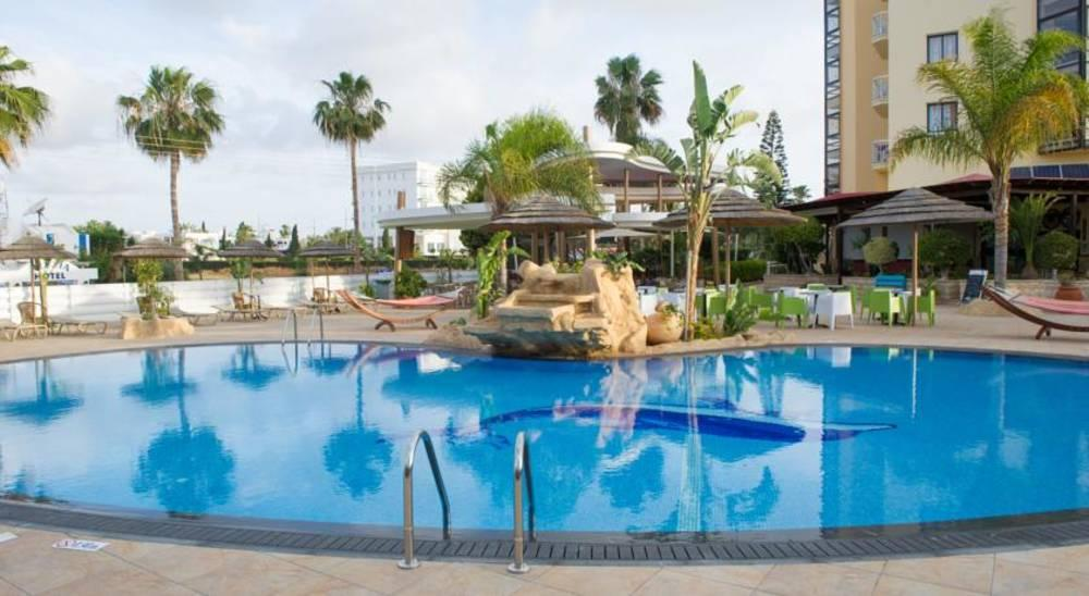 Holidays at Stamatia Hotel in Ayia Napa, Cyprus