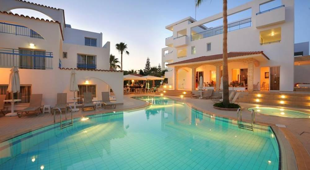 Holidays at Petrosana Apartments in Ayia Napa, Cyprus