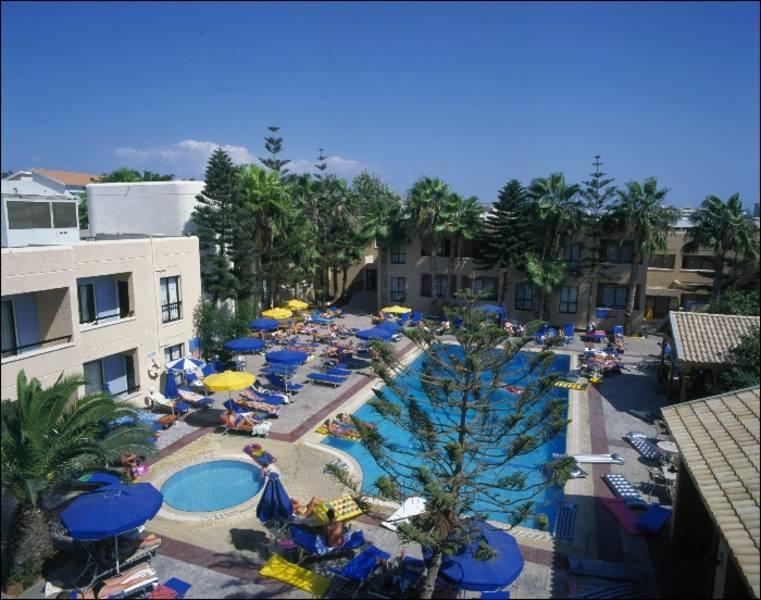 Holidays at Anthea Apartments in Ayia Napa, Cyprus