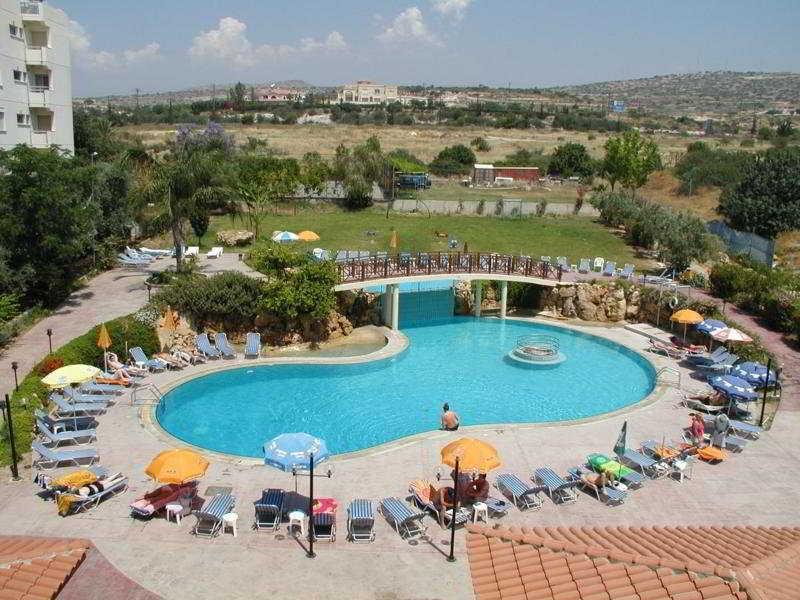 Holidays at Arsinoe Beach Hotel in Limassol, Cyprus