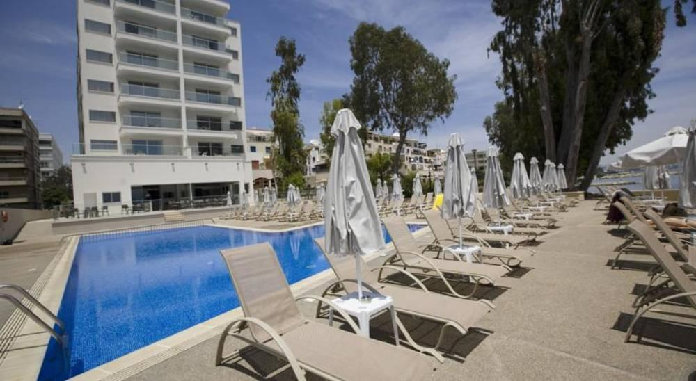 Holidays at Harmony Bay Hotel in Limassol, Cyprus