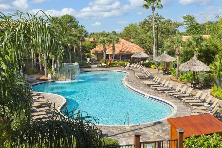 Holidays at Doubletree by Hilton Orlando at SeaWorld in Orlando International Drive, Florida