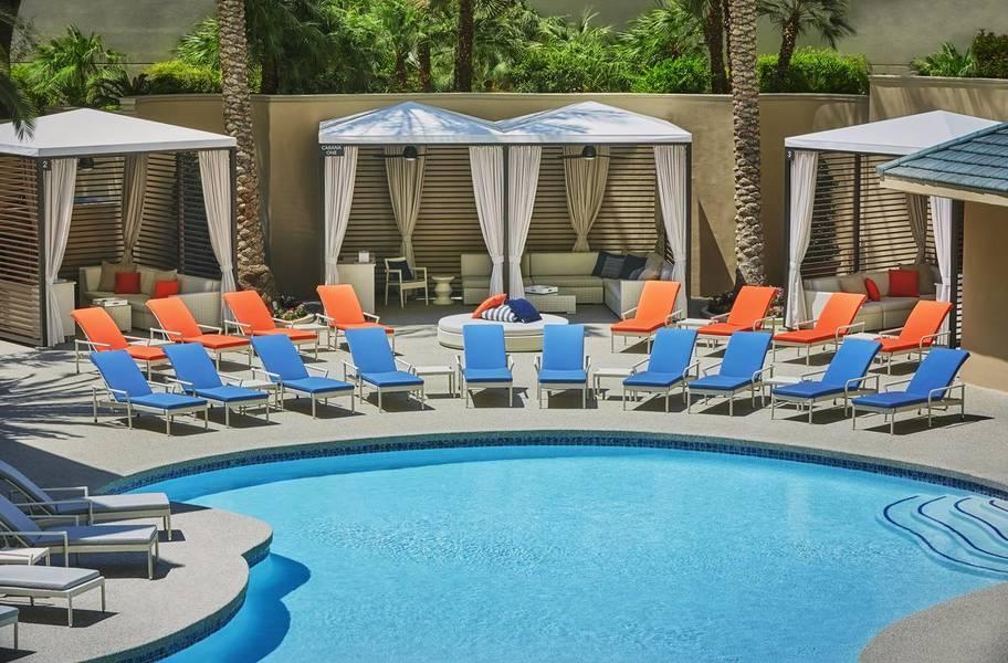 Holidays at Four Seasons Resort Hotel in Las Vegas, Nevada