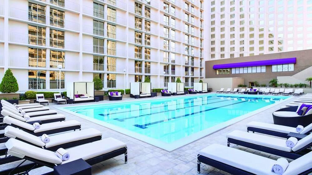 Holidays at Harrah's Las Vegas Casino Hotel in Las Vegas, Nevada
