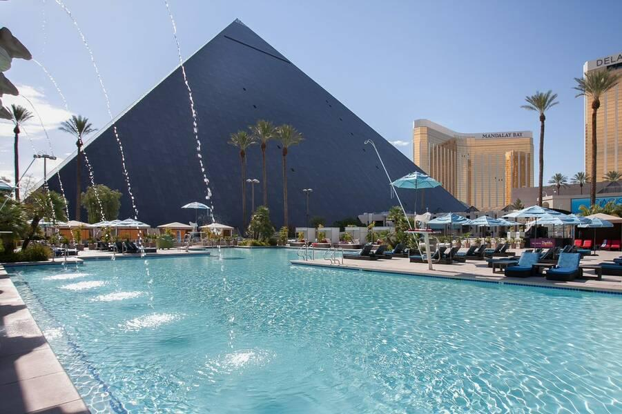 Holidays at Luxor Hotel and Casino in Las Vegas, Nevada