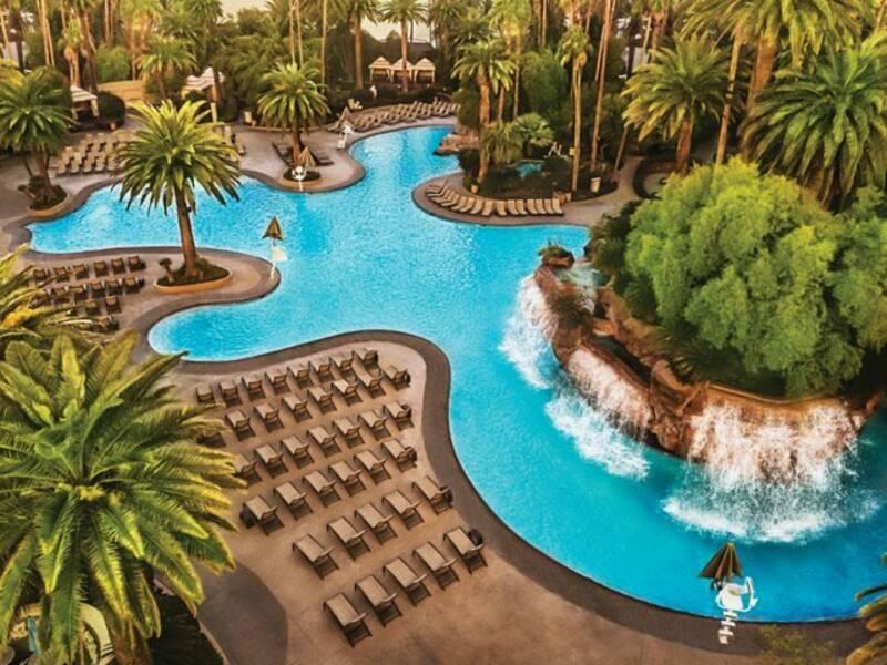 Holidays at Mirage Resort and Casino in Las Vegas, Nevada