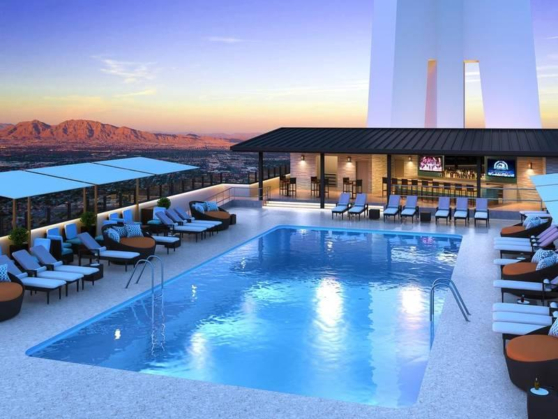Holidays at Stratosphere Hotel & Casino in Las Vegas, Nevada