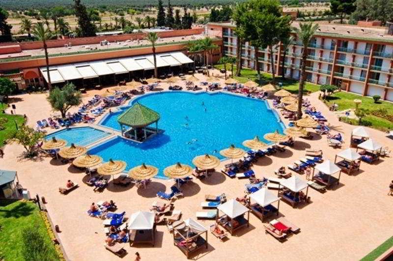 Holidays at Albatros Garden Hotel in Marrakech, Morocco