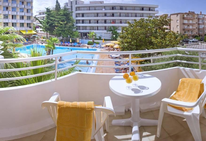 Holidays at GHT Oasis Tossa and Spa Hotel in Tossa de Mar, Costa Brava