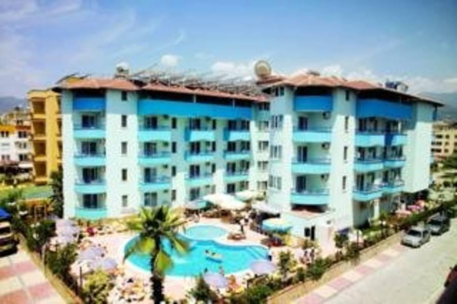 Holidays at Risus Suit Aparthotel in Alanya, Antalya Region
