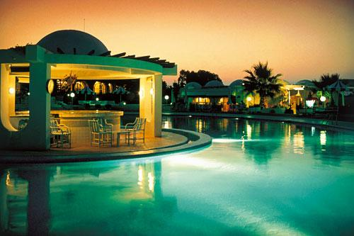 Holidays at Abou Nawas Diar Andalus Hotel in Sousse, Tunisia
