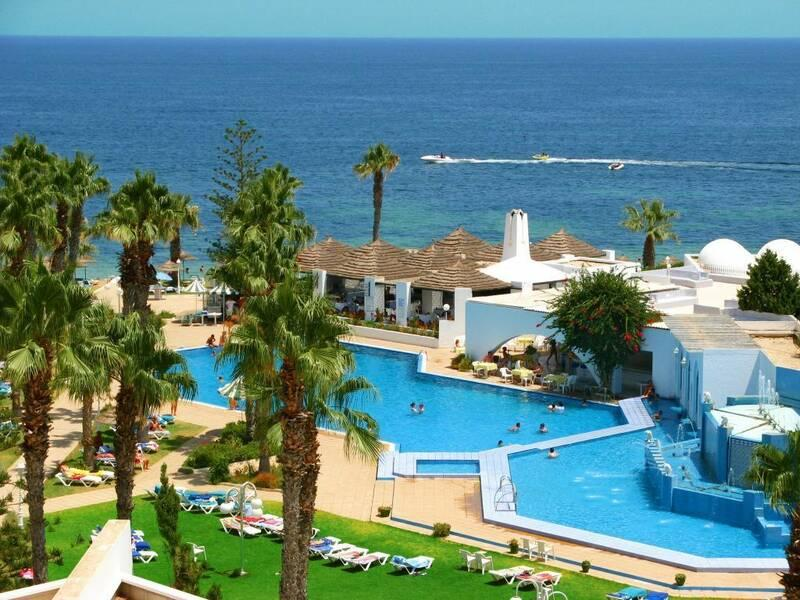 Holidays at Orient Palace Hotel in Sousse, Tunisia