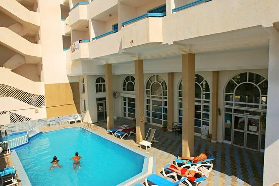 Holidays at Kaiser Hotel in Sousse, Tunisia