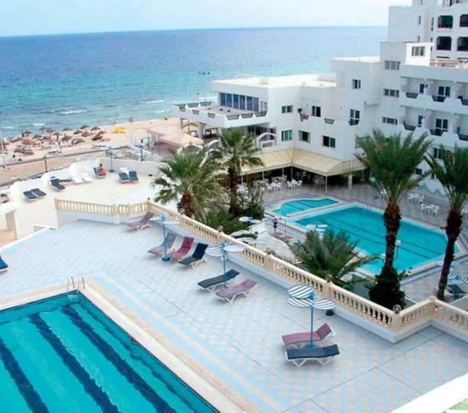 Holidays at Karawan Beach and Resort Hotel in Sousse, Tunisia