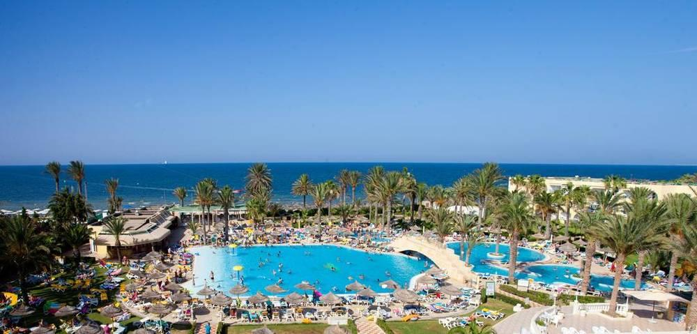 Holidays at Houda Golf & Beach Club Hotel in Skanes, Tunisia