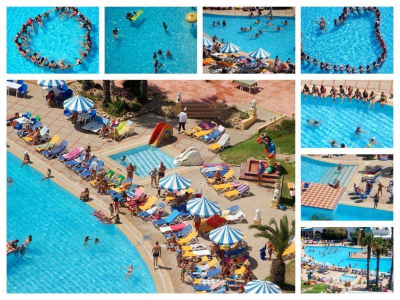 Holidays at Eden Club Hotel in Skanes, Tunisia