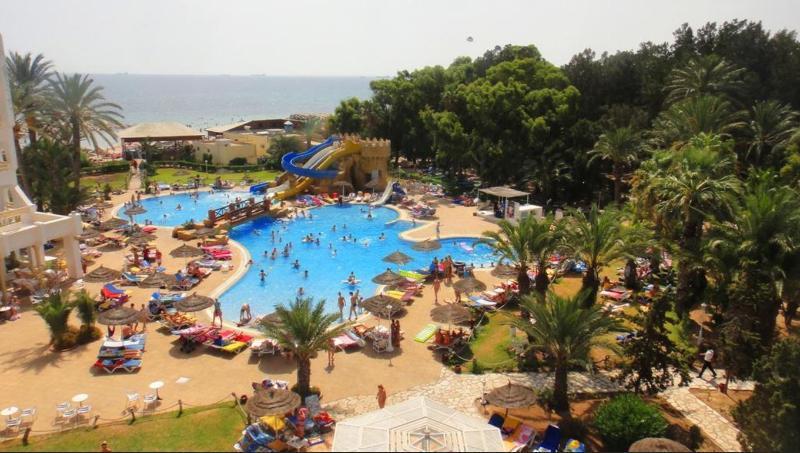 Holidays at Marhaba Salem Hotel in Sousse, Tunisia