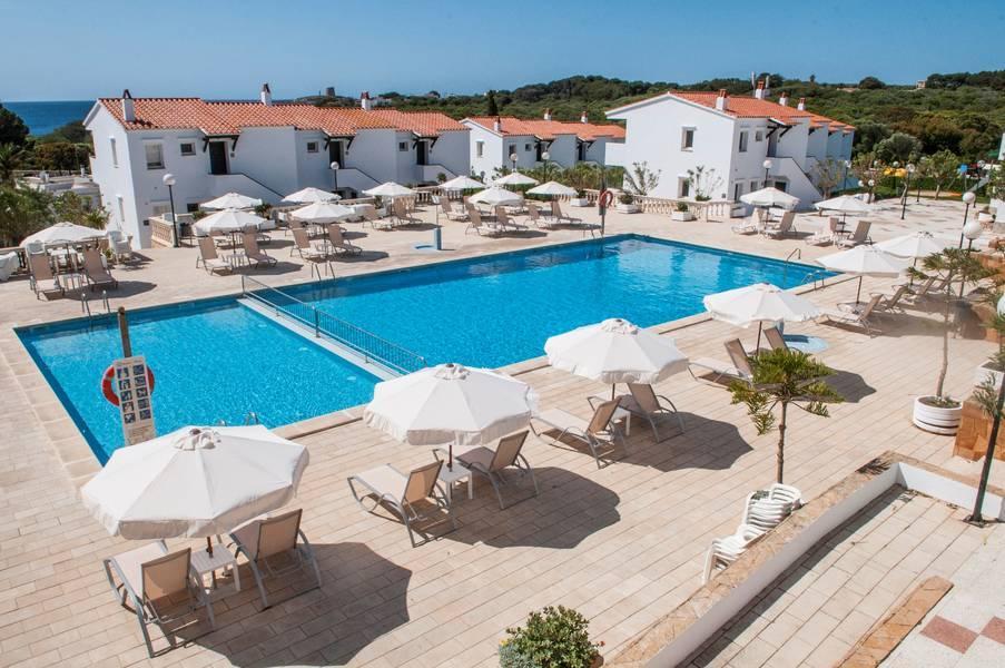 Holidays at Los Naranjos Apartments in S'Algar, Menorca