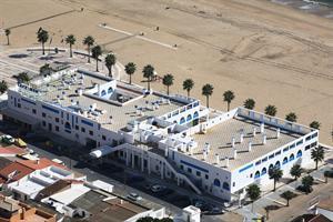 Holidays at Lepe Mar Playa Hotel in Islantilla, Costa de la Luz