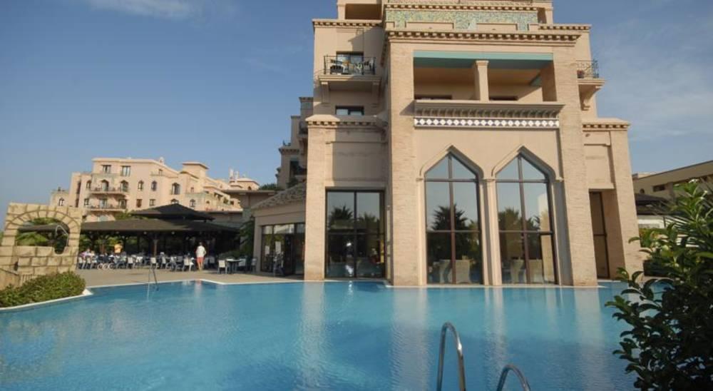 Holidays at Playacanela Hotel in Isla Canela, Costa de la Luz