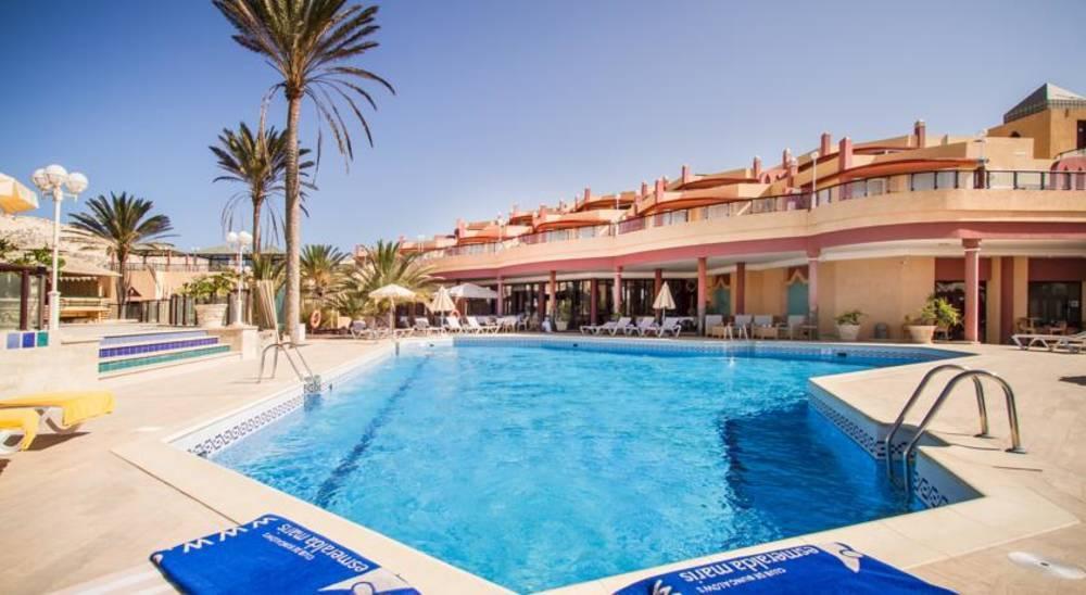 Holidays at Esmeralda Maris Club De Bungalows in Costa Calma, Fuerteventura