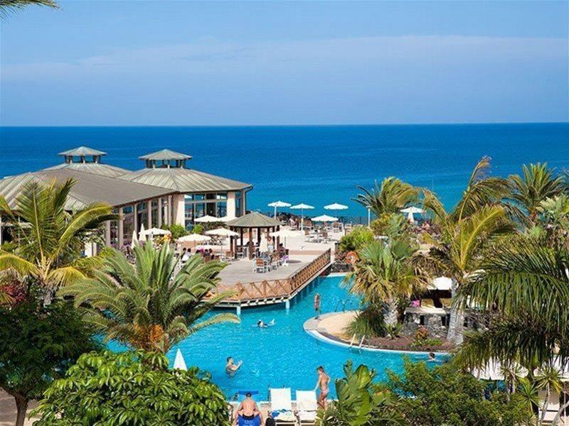 Costa Calma Fuerteventura Hotel R Pajara Beach
