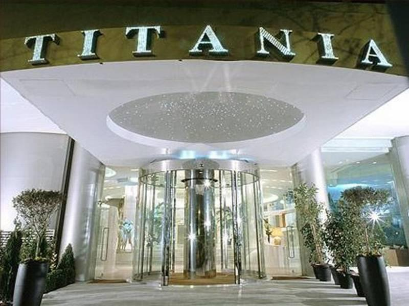Holidays at Titania Hotel in Athens, Greece