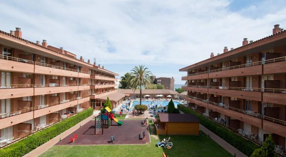 Holidays at Voramar Aparthotel in Cambrils, Costa Dorada
