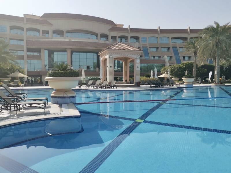 Holidays at Al Raha Beach Hotel in Abu Dhabi, United Arab Emirates