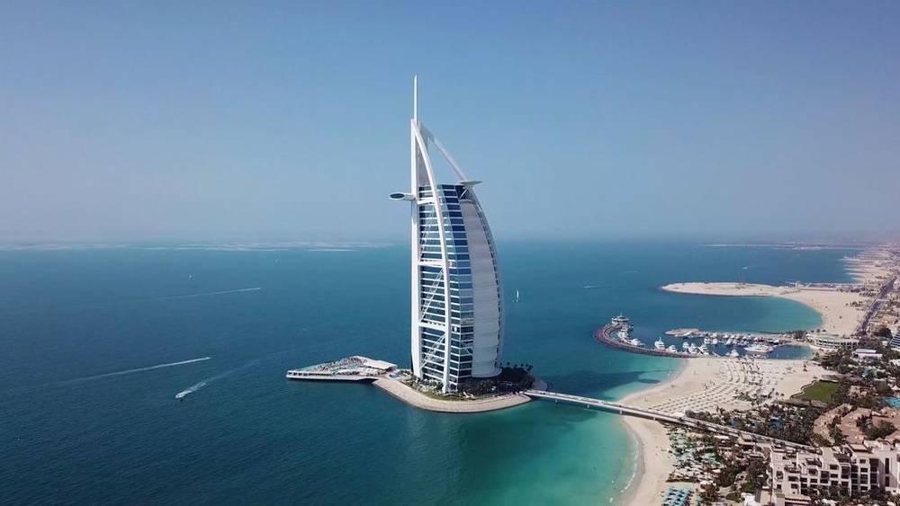 Holidays at Burj Al Arab Hotel in Jumeirah Beach, Dubai