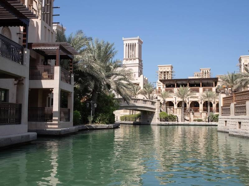 Holidays at Dar Al Masyaf Hotel in Jumeirah Beach, Dubai