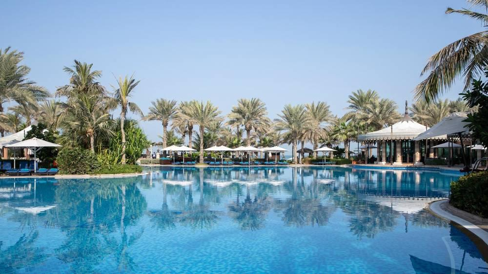 Holidays at Al Qasr Hotel in Jumeirah Beach, Dubai