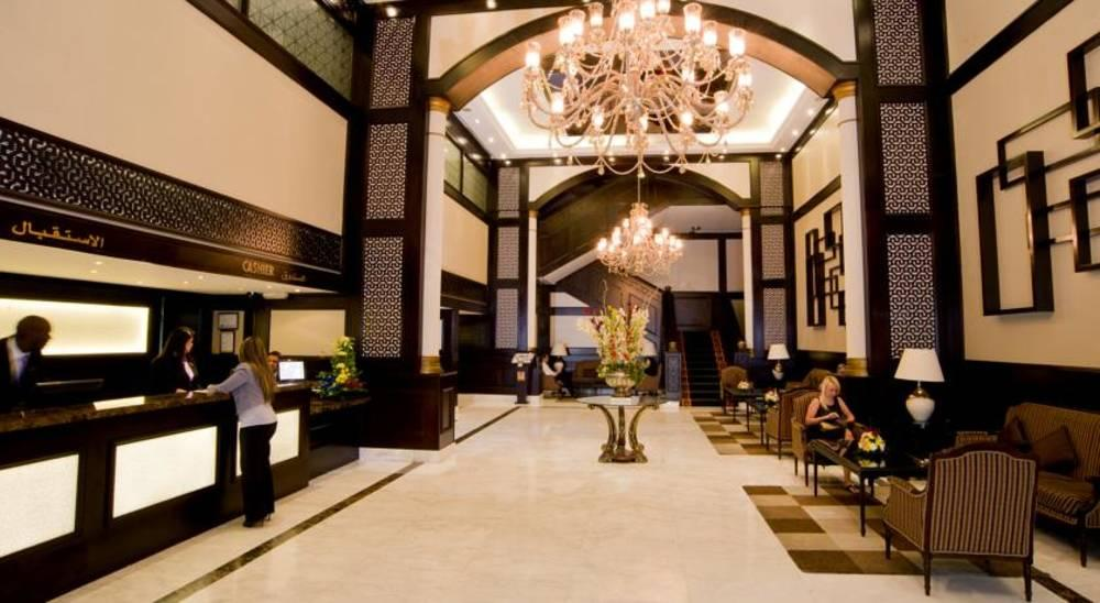 Holidays at Carlton Tower Hotel in Deira City, Dubai