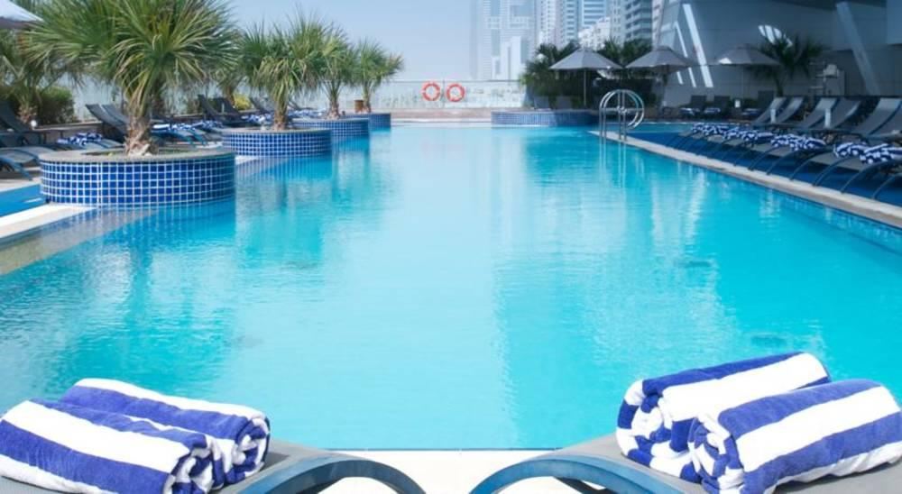 Holidays at Al Salam Hotel Suites in Sheikh Zayed Road, Dubai