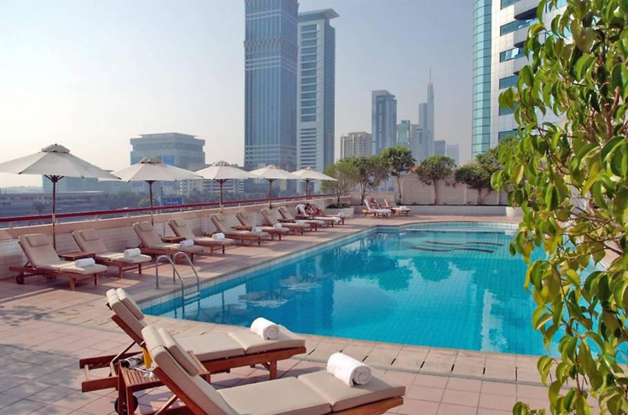 Holidays at Crowne Plaza Hotel Dubai in Sheikh Zayed Road, Dubai
