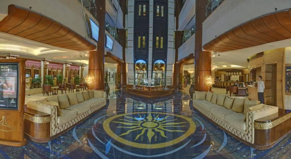 Holidays at Grand Excelsior Hotel Bur Dubai in Bur Dubai, Dubai