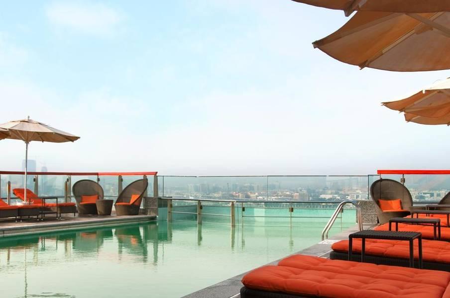 Holidays at Hilton Dubai Creek Hotel in Deira City, Dubai