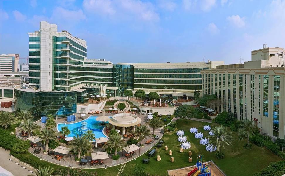 Holidays at Millennium Airport Hotel in Dubai, United Arab Emirates
