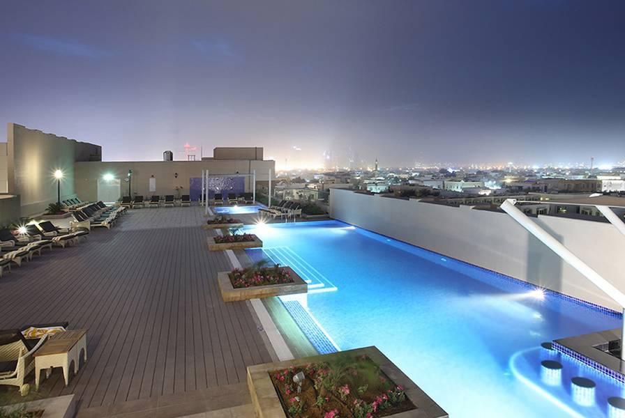 Holidays at Metropolitan Dubai Hotel in Sheikh Zayed Road, Dubai