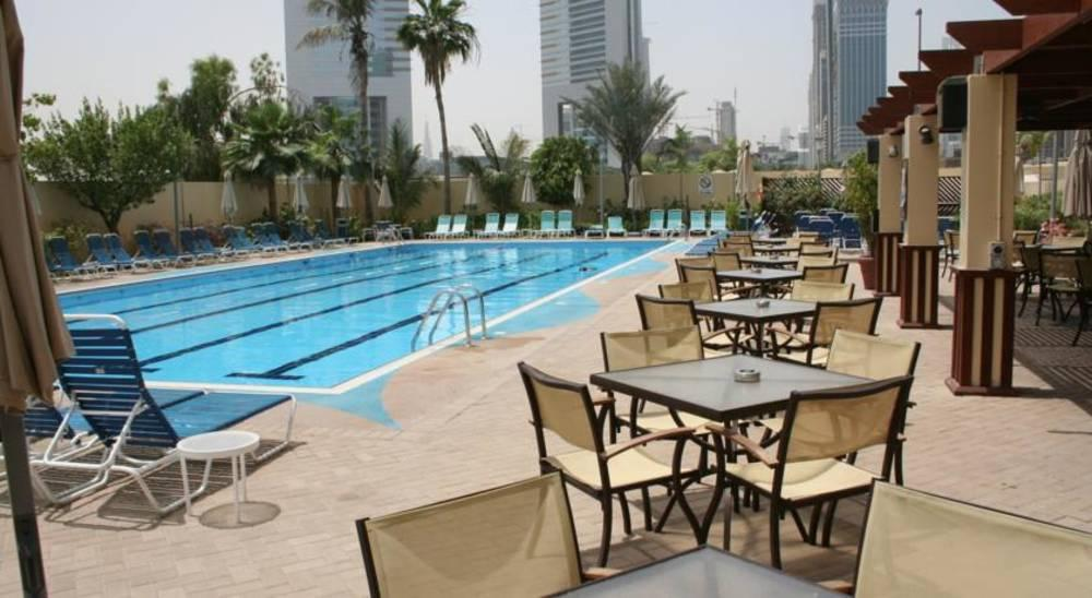 Holidays at The Apartments Dubai World Trade Centre in Bur Dubai, Dubai
