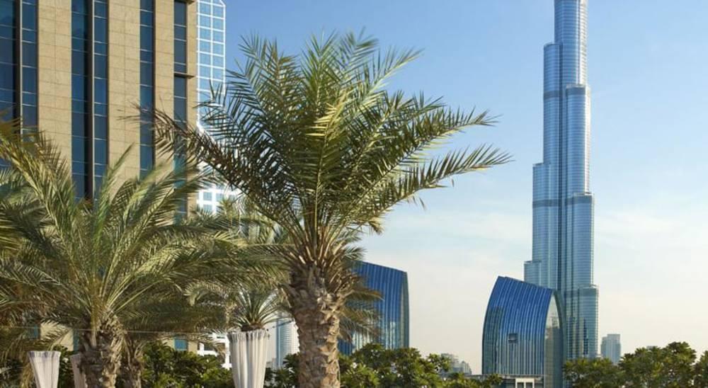 Holidays at Shangri La Hotel in Sheikh Zayed Road, Dubai