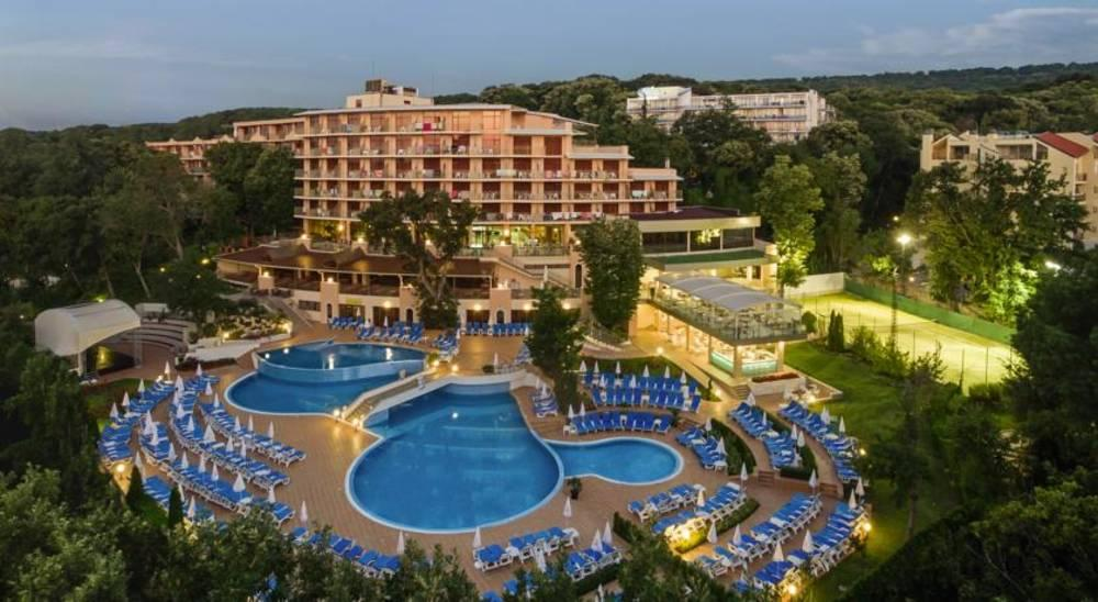 Holidays at Kristal Hotel in Golden Sands, Bulgaria