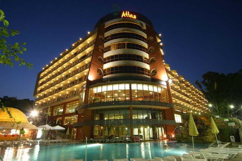 Holidays at Atlas Hotel in Golden Sands, Bulgaria