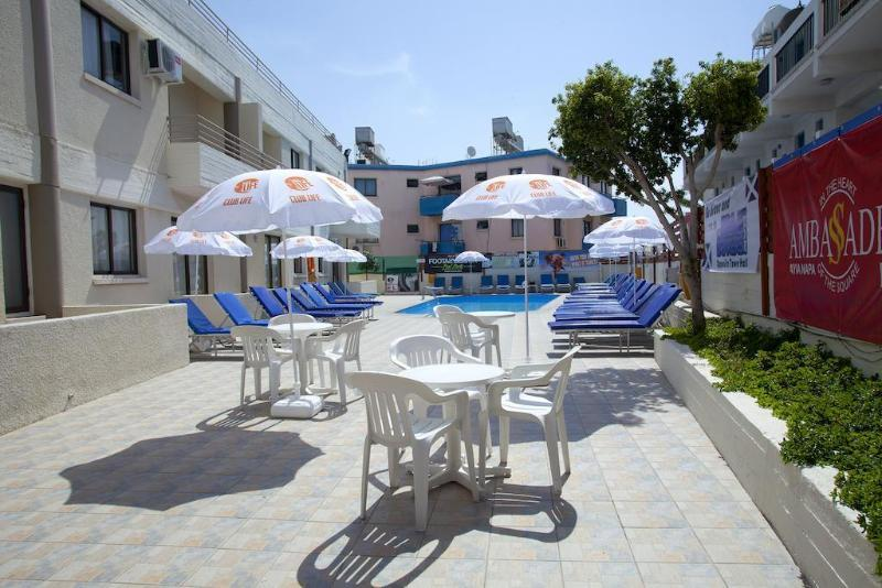 Holidays at Paloma Apartments in Ayia Napa, Cyprus