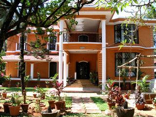 Holidays at Casa Aleixo Hotel in Calangute, India