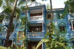 Holidays at Don Joao Hotel in Anjuna Beach, Goa
