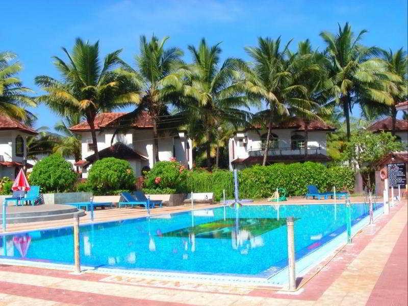 Holidays at Nanu Resort Hotel in Betalbatim, India