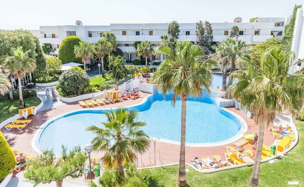Holidays at Blue Sea Club Marthas in Cala Egos, Majorca