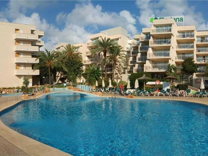 Holidays at Protur Floriana Resort Aparthotel in Cala Bona, Majorca